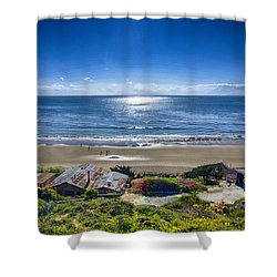 Crystal Cove Dreamscape Shower Curtain