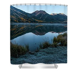 Crystal Lake - 0565 Shower Curtain
