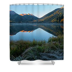 Crystal Lake - 0577 Shower Curtain