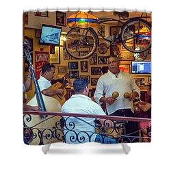 Cuba 0048 Shower Curtain
