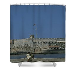 Cuba In The Time Of Castro Shower Curtain