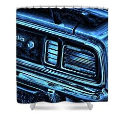 'cuda By Plymouth Shower Curtain by Gordon Dean II