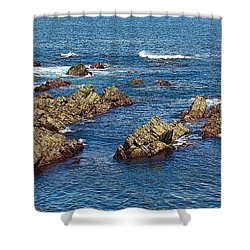 Cudillero Shower Curtain