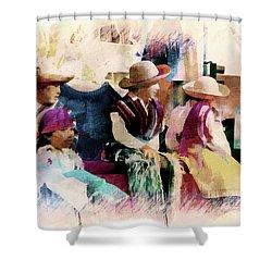 Cuenca Kids 1089 Shower Curtain