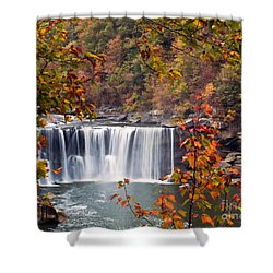 Cumberland Falls Two Shower Curtain