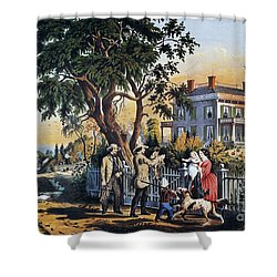 Currier: Country Life Shower Curtain by Granger