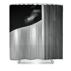 Curve Four Shower Curtain