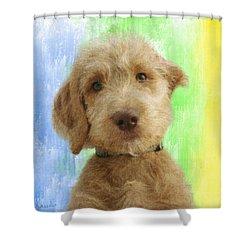 Cuter Than Cute Shower Curtain