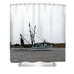 Cutty Shark Shower Curtain
