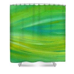 Cy Lantyca 16 Shower Curtain