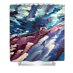 Cy Lantyca 37 Shower Curtain