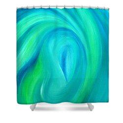 Cy Lantyca17 Shower Curtain