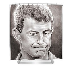 Dabo Swinney Shower Curtain