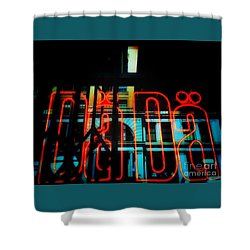Dada Shower Curtain