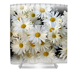 Daisy Bouquet Shower Curtain