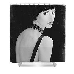 Daisy Buchanan  Shower Curtain