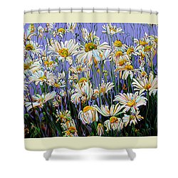 Daisy Spirit Sundance Shower Curtain