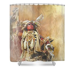 Dakota Sioux Shower Curtain