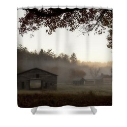 Dan Lawson Place Shower Curtain