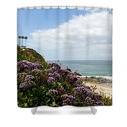 Dana Point Shower Curtain