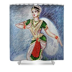 Dance 2 Shower Curtain