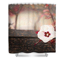 Dance Of Colors II Shower Curtain