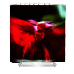 Dancing Angels Shower Curtain by Scott Wyatt