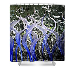 Dancing Chihuly  Shower Curtain