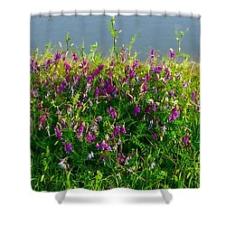 Dancing In The Meadow Shower Curtain