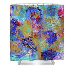 Light Sail Shower Curtain