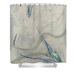 Dancing Water Shower Curtain