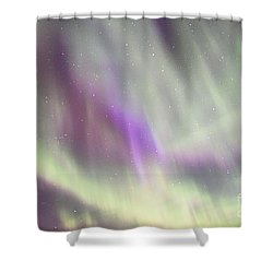 Shower Curtain featuring the photograph Dancing With The Stars by Larry Ricker