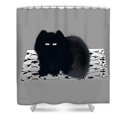 Dandy Shower Curtain