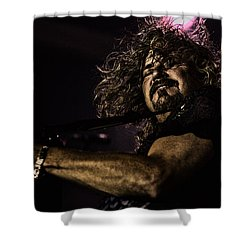 Danny Chauncey Iv Shower Curtain