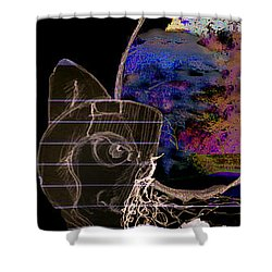 Danza Shower Curtain