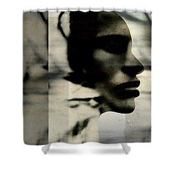 Dara Memory  Shower Curtain
