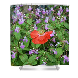 Dare To Differ Shower Curtain