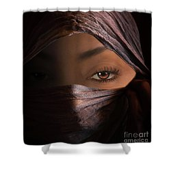 Dark Secrets Shower Curtain