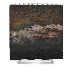 Dark Skies Shower Curtain