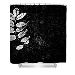 Darkshines Shower Curtain