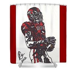 Darren Mcfadden 3 Shower Curtain
