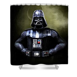 Darth Vader Star Wars  Shower Curtain