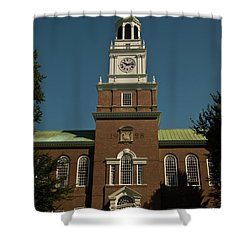 Dartmouth College Shower Curtain