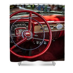 Dash Of Class Shower Curtain