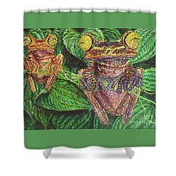 Date Night Shower Curtain