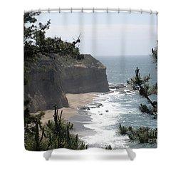 Davenport Beach Shower Curtain