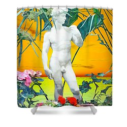 David Shower Curtain