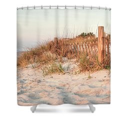 Dawn At 82nd Shower Curtain