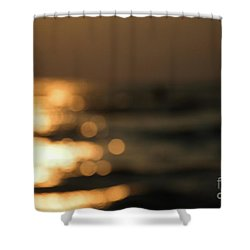 Dawn I Shower Curtain
