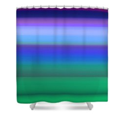 Dawn Meadow Shower Curtain